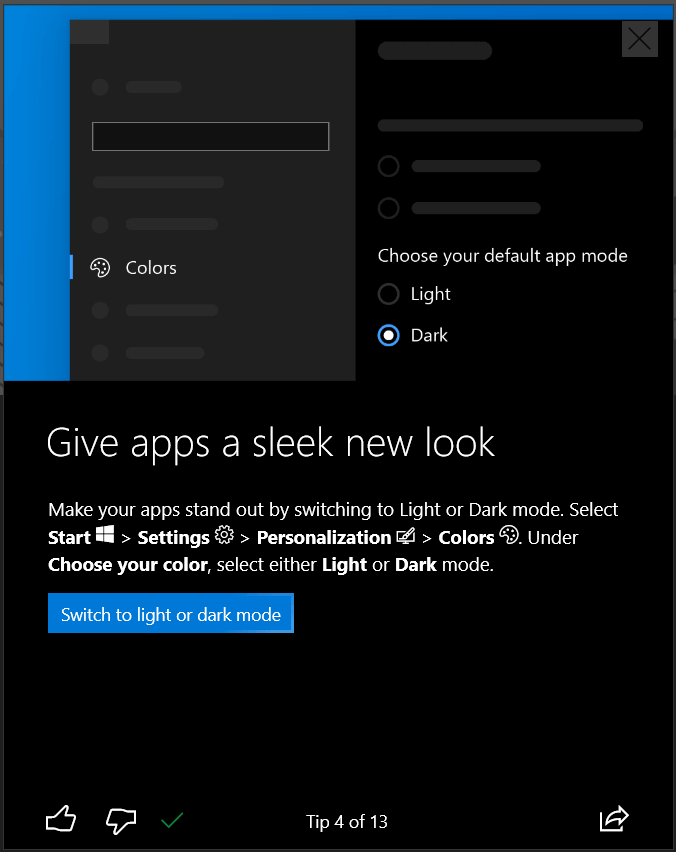 how to personalize windows 10 give apps a new look