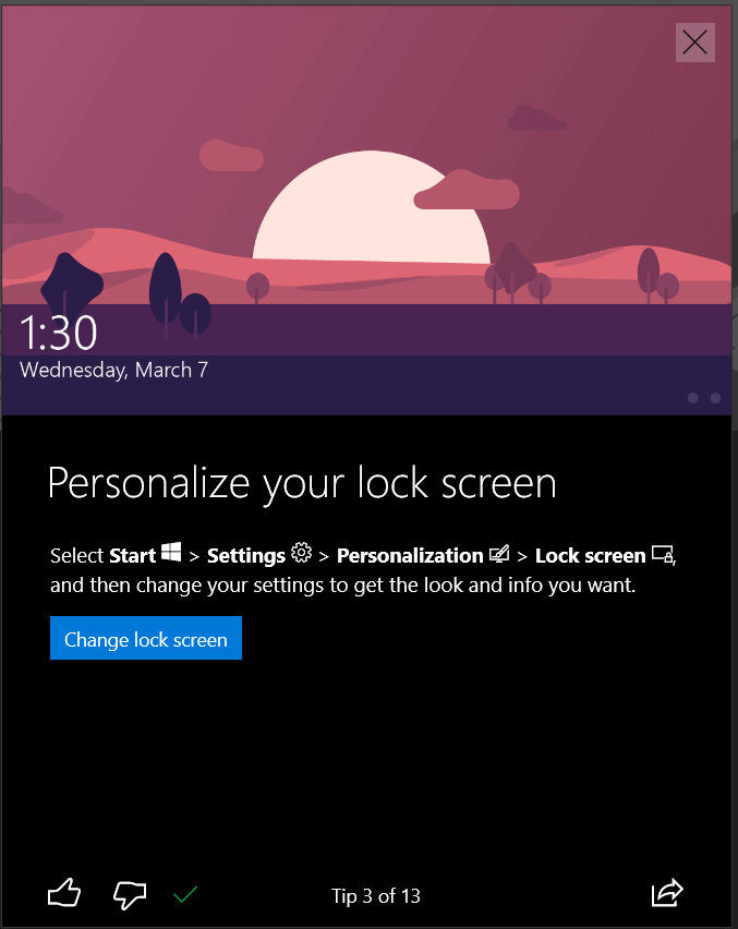 how to personalize windows 10 personalize your lock screen
