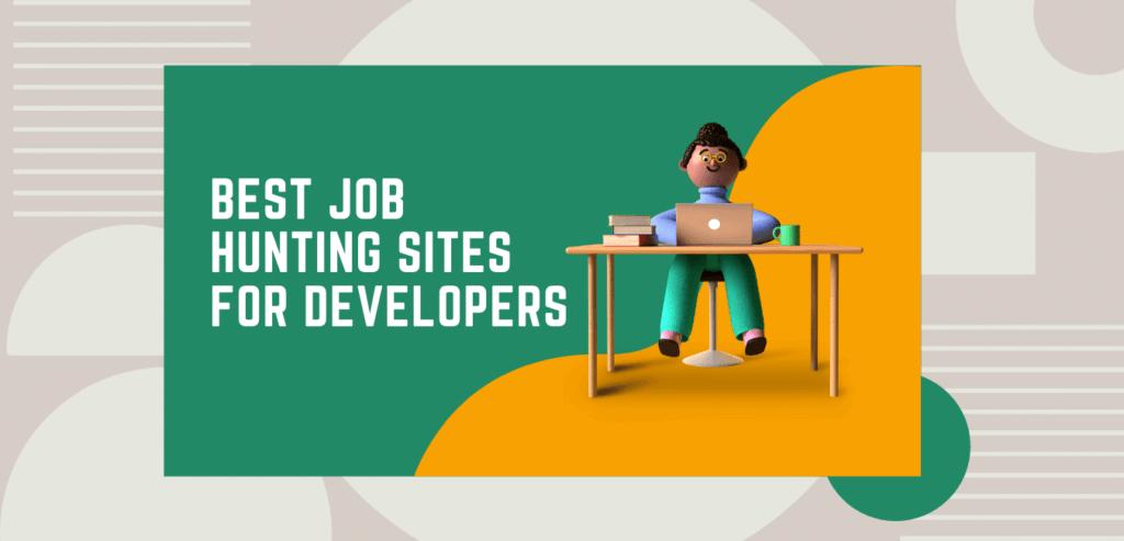 List of top online international job hunting sites for developers